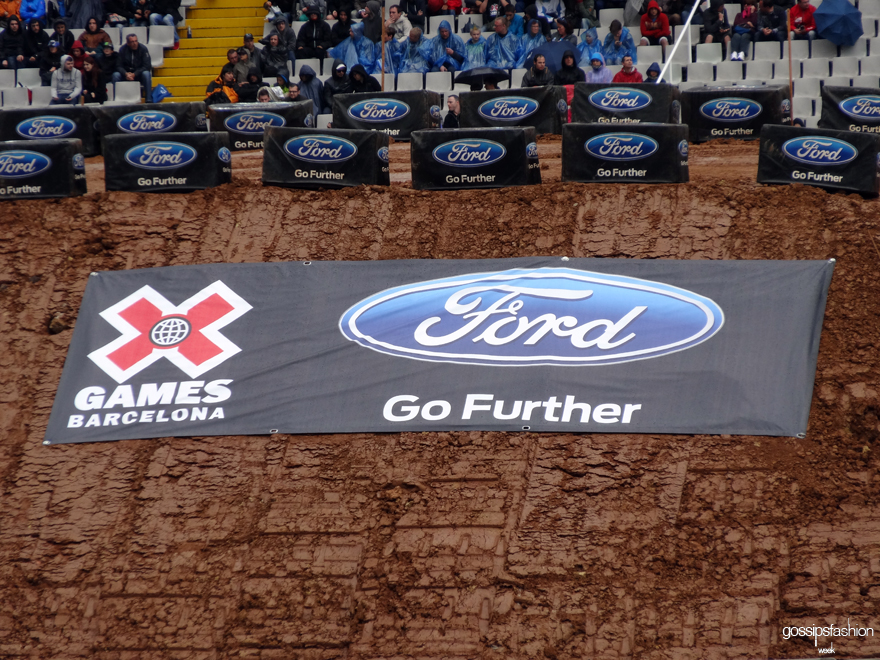 xgames barcelona ford rally