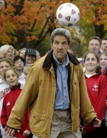 Whatever Happened to John Kerry