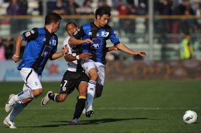 Parma Atalanta 1-2 highlights sky
