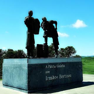 Memorial Irmãos Bertussi, Caxias do Sul