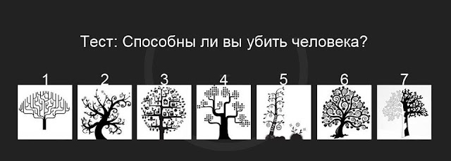 Тест. Интересно знать