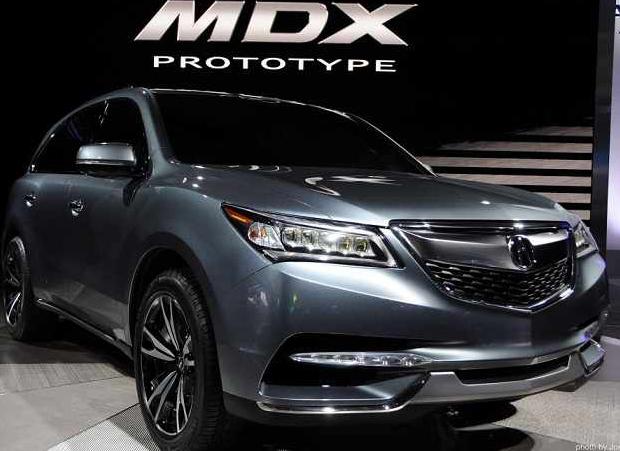 Acura MDX Redesign 2016