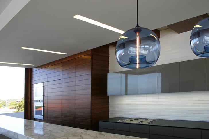 Kitchen in CORMAC Residence In California