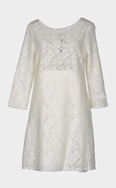 60s style wedding minidress