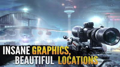 Sniper Fury v1.0.0l MOD APK+DATA