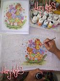 Pintando o 7