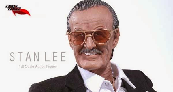 Figura de acción Stan Lee