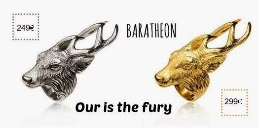 Baratheon. Aristocrazy. Raquel Atondo