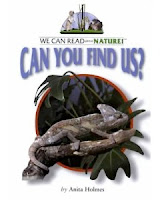 bookcover of Can You Find Us? by Anita Holmes