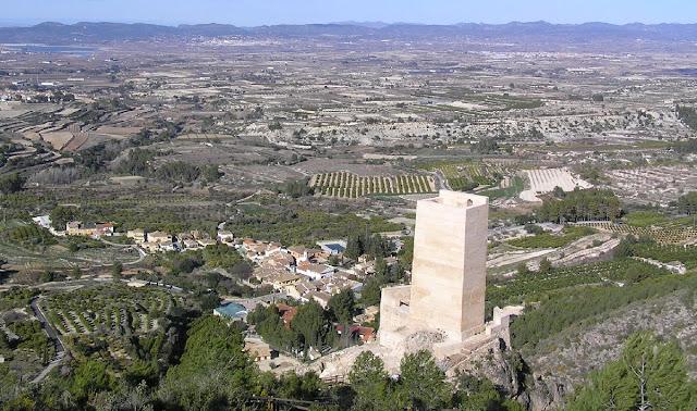 Castell de Carrícola