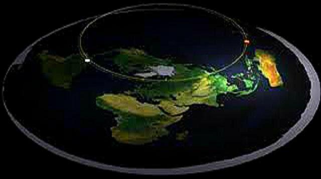 ¿Realmente es esférico nuestro planeta? / La teoría de la tierra plana