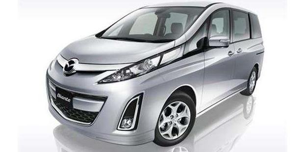 Mazda Indonesia Siap Meluncurkan Biante, September 2012