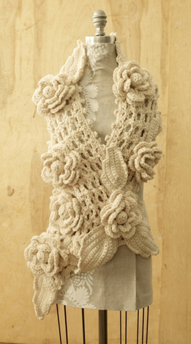 Free crochet pattern for the Square Vest - Knitting for charity?