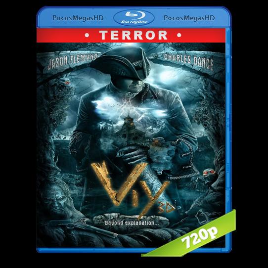 Viy 3D(2014) BrRip 720p Ruso-Inglés AC3+subs