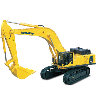 Komatsu Excavators PC800LC-8
