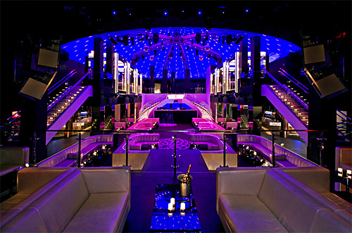 Balada LIV Miami - NightClub
