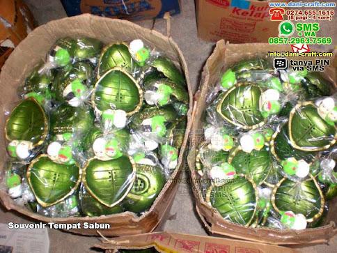 Souvenir Tempat Sabun Clay Jakarta Utara