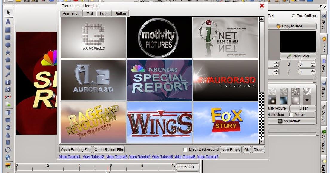 скачать программу для создания видео и реклам