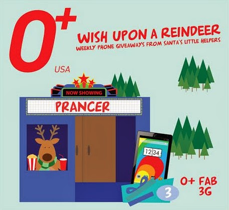 O+ Wish Upon A Reindeer