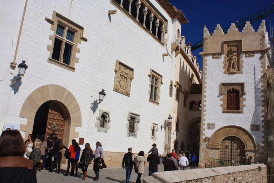 Maricel Museum and Cau Ferrat in Sitges