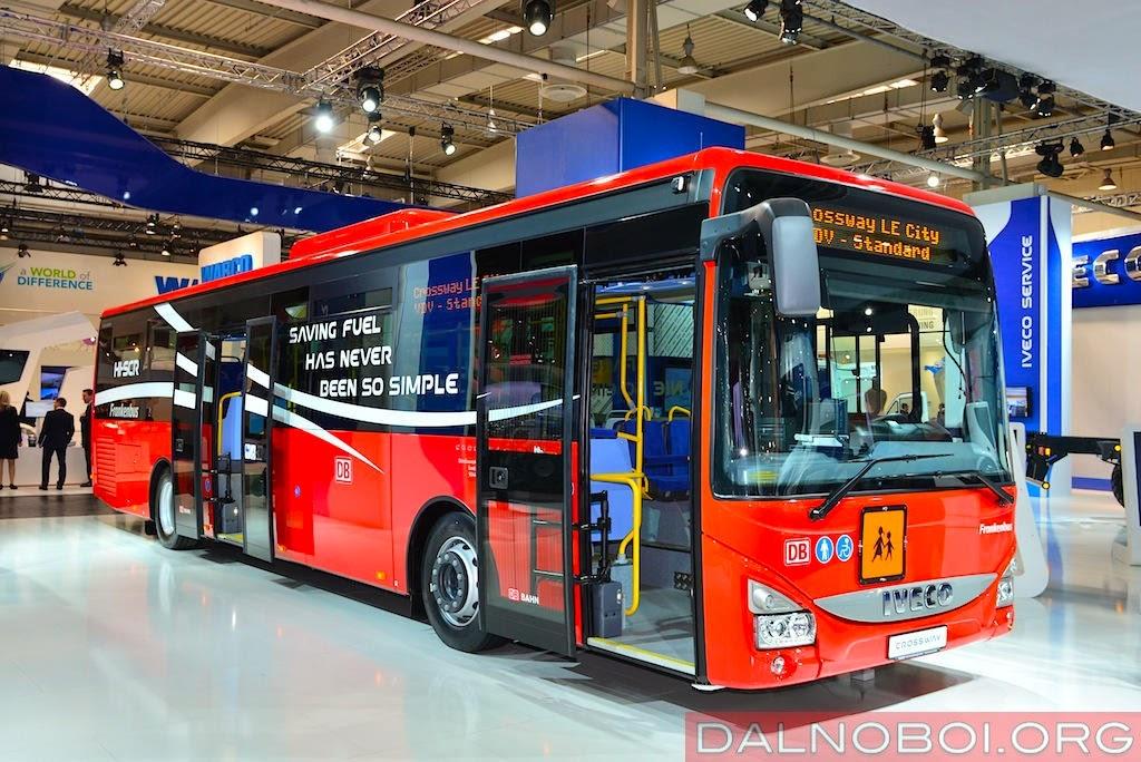 на поставку 710 автобусов
