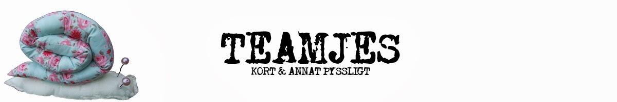 Teamjes -Lever och lär