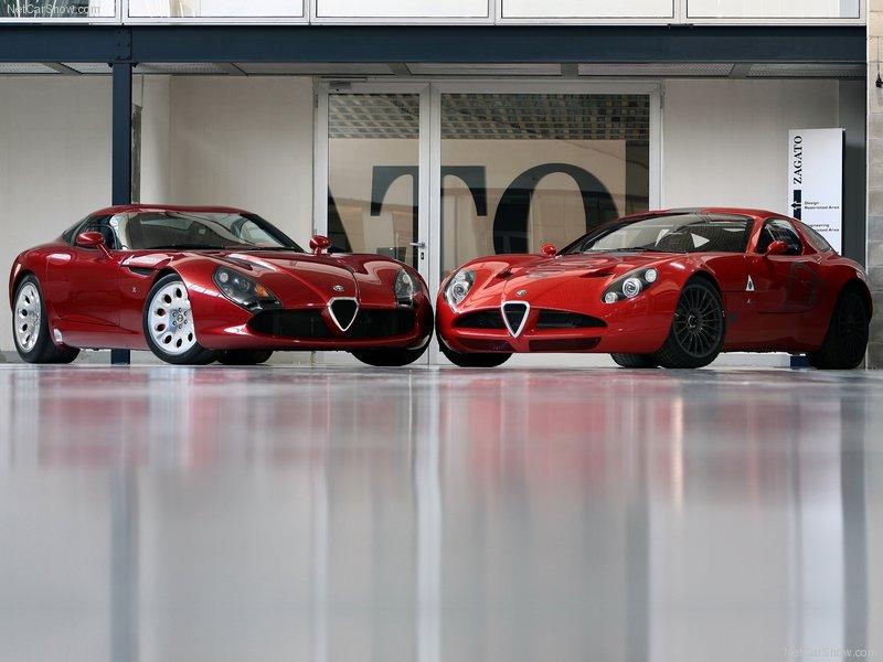 Gambar Alfa Romeo TZ3 Stradale