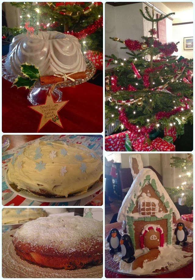 Christmas Cake Club