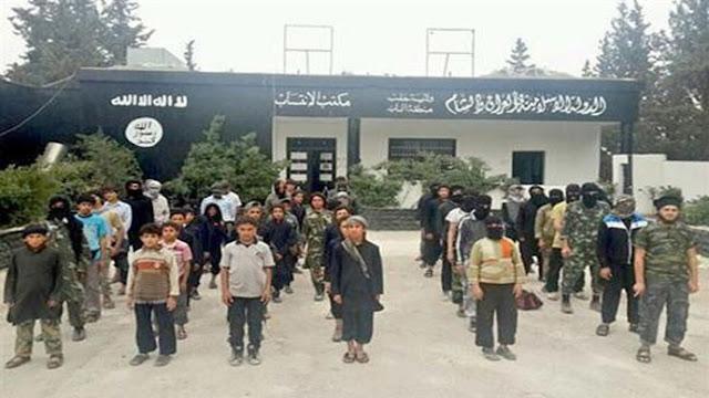 """Παιδιά εκπαιδευμένα από Ισλαμιστές έχουν περάσει στην Ευρώπη ως """"πρόσφυγες"""""""