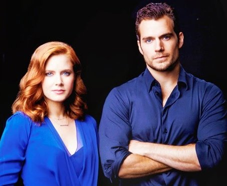 Amy Adams And Henry Cavill Interview
