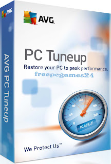 Free Download AVG PC Tune Up 2012 License Key With Full Version Features