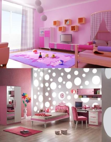 hedza+k%C4%B1z+bebek+odas%C4%B1+%2844%29 Kız Bebeği Odaları Dekorasyonu