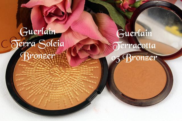 Guerlain Terra Soleia Bronzer / Guerlain Terracotta 03 Bronzer