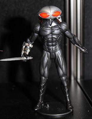 DC Collectibles New 52 Black Manta figure
