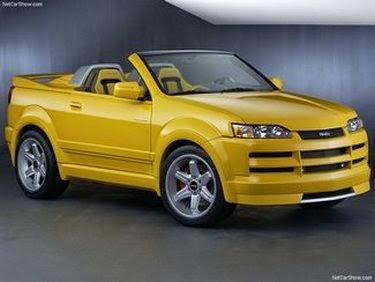 Isuzu Car Pictures