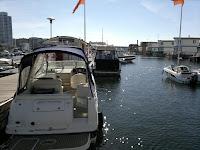 Bo på båt? Möjligt vid Pampas Marina!