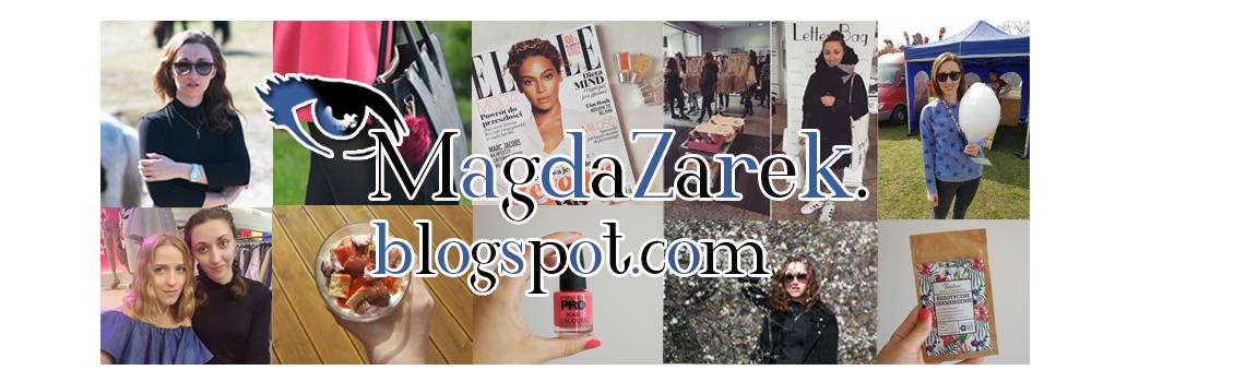 Magda Żarek - Lifestyle Blog