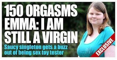 Orgasme Sebanyak 150 Kali Wanita ini Tetap Perawan