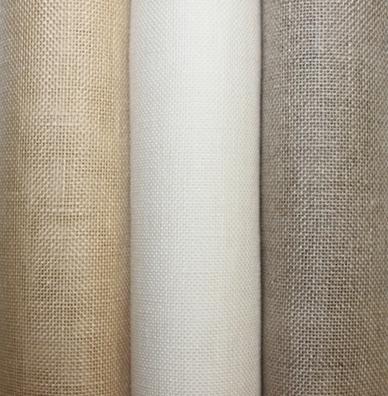 Cu les son las mejores telas para hacer punto de cruz - Manteles de lino ...