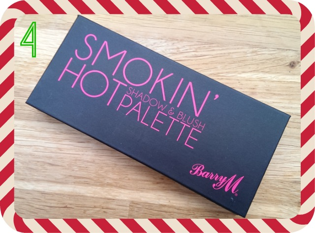 Prize 4 - BarryM Smokin hot palette