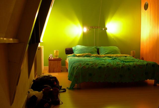 Cool Bedroom Lighting