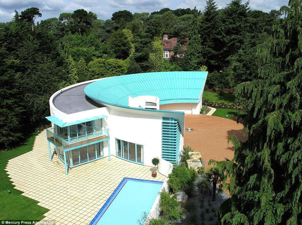 Thunderbirds-themed house on sale for £3 million