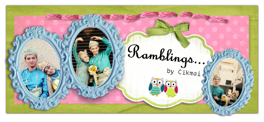 Ramblings by Cikmai