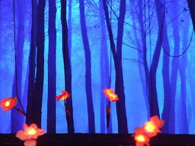 Flores arrancadas a la niebla, de Arístides Vargas