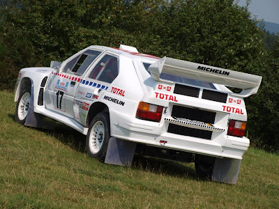 Citroen BX 4TC Gr. B 1986