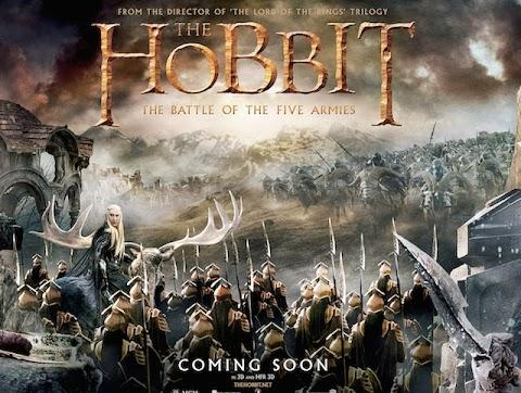 """Dark Cine ' Mira el trailer final de """"The Hobbit: The Battle of the Five Armies"""""""