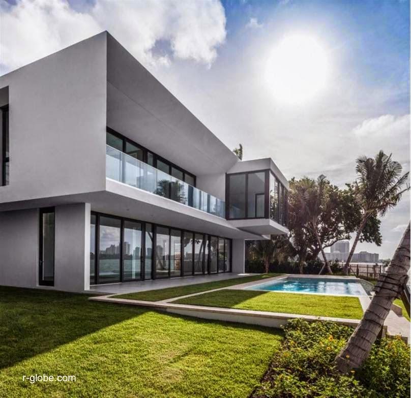 Residencia Fendi en Miami 2013 casa estilo Contemporáneo