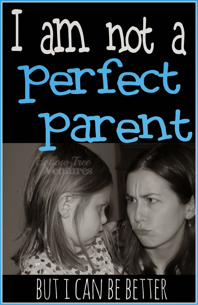 I am not a perfect parent - on MomAssembly by Robyn Welling @RobynHTV