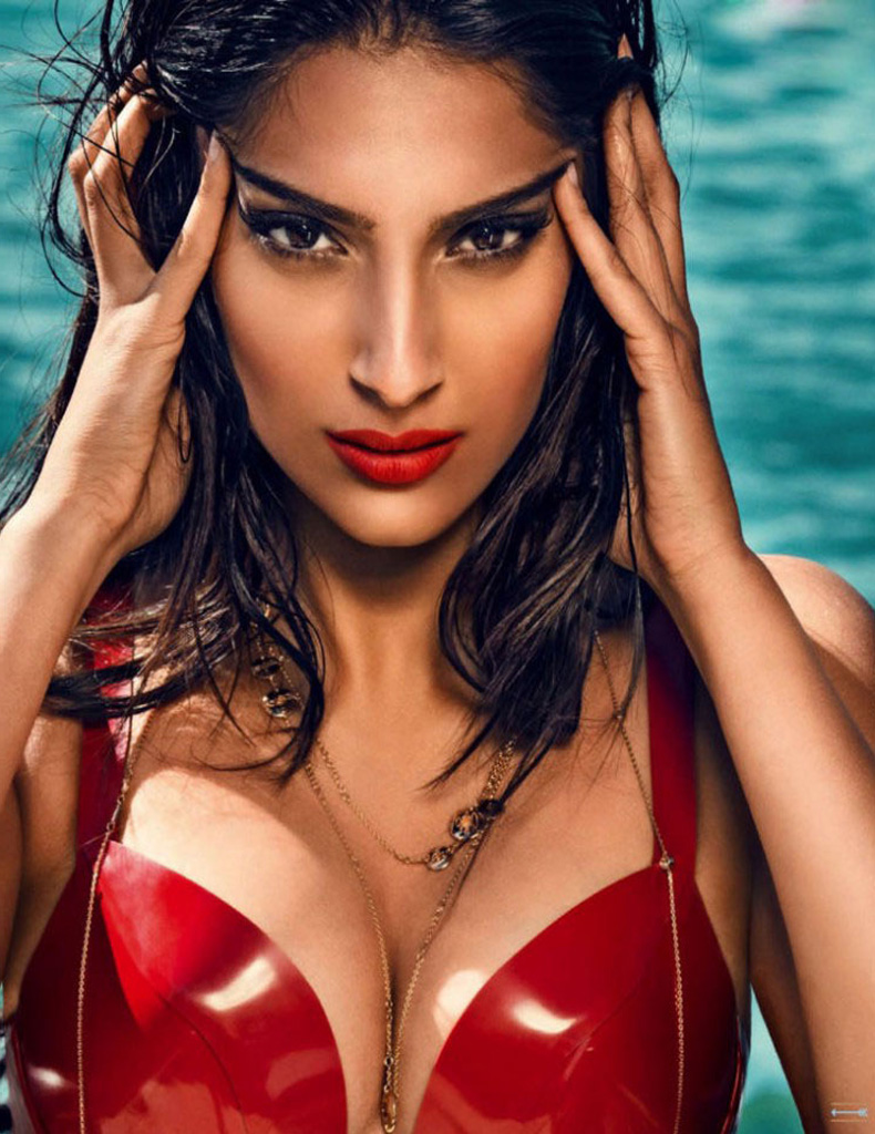 sonam kapoor hot hd photoshoot image