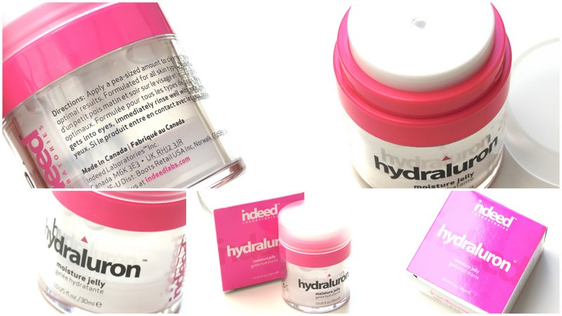 Review: Indeed Labs Hydraluron Moisture Jelly